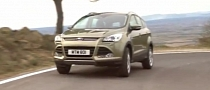 Ford Europe Releases Promo for New Kuga [Video]