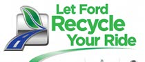 Ford Expands Recycle Your Ride Program in Canada