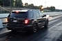 Ford Explorer Sport Runs 12-Second Quarter Mile [Video]