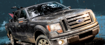Ford F-150 Earns Top Safety Pick Rating