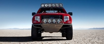Ford F-150 EcoBoost, 38 Hours to Finish Baja 1000