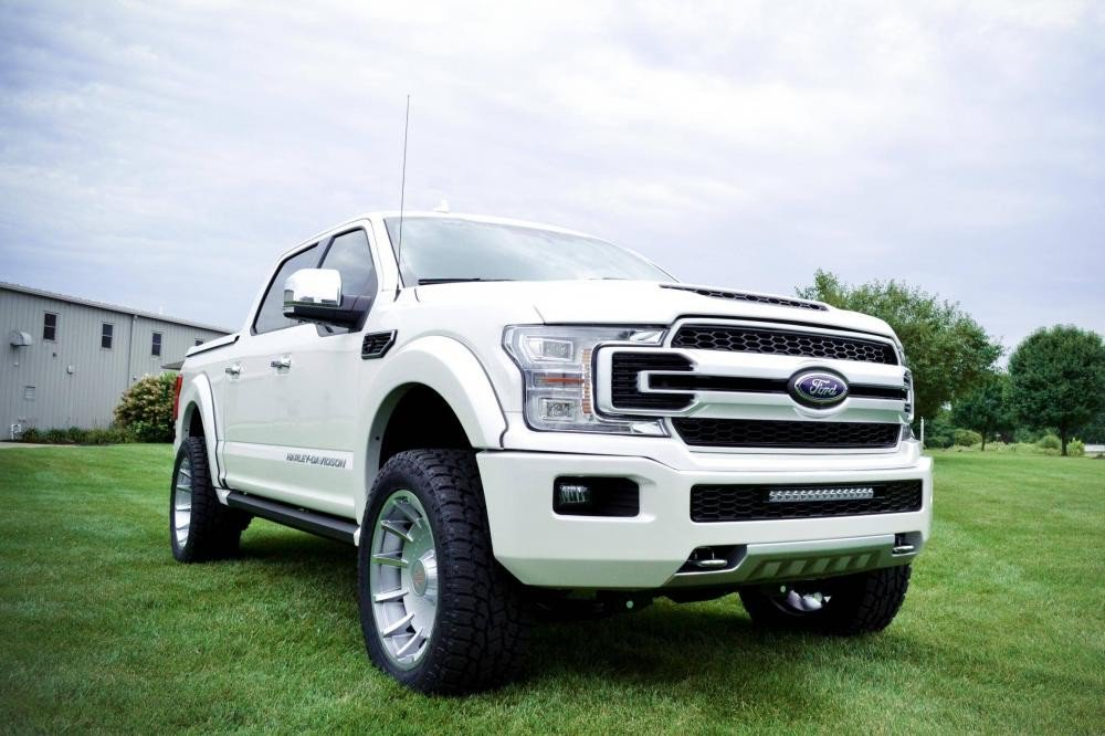Ford F-150 Harley-Davidson Edition Returns For 2019 Model ...