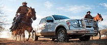 Ford F-150 Named Most American Vehicle of 2013