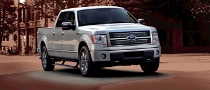 Ford F-150 Production Grinds to a Halt