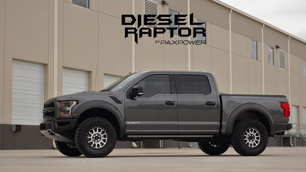 Ford F-150 Raptor Conversions Now Include 3.0-liter Power ...