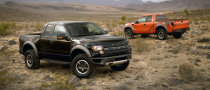 "Ford F-150 Raptor Preps for 'Best in Desert"" 2009"
