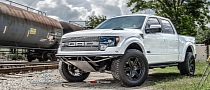 Ford F-150 SVT Raptor Gets Vellano Wheels
