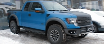 Ford F-150 SVT Raptor Matte Wrap by Re-Styling [Video] [Photo Gallery]