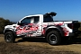 Ford F-150 SVT Raptor with 700 HP Gets SS Customs Wrap