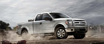Ford F-Series Sales in 2013 Surpass 2012 Figures