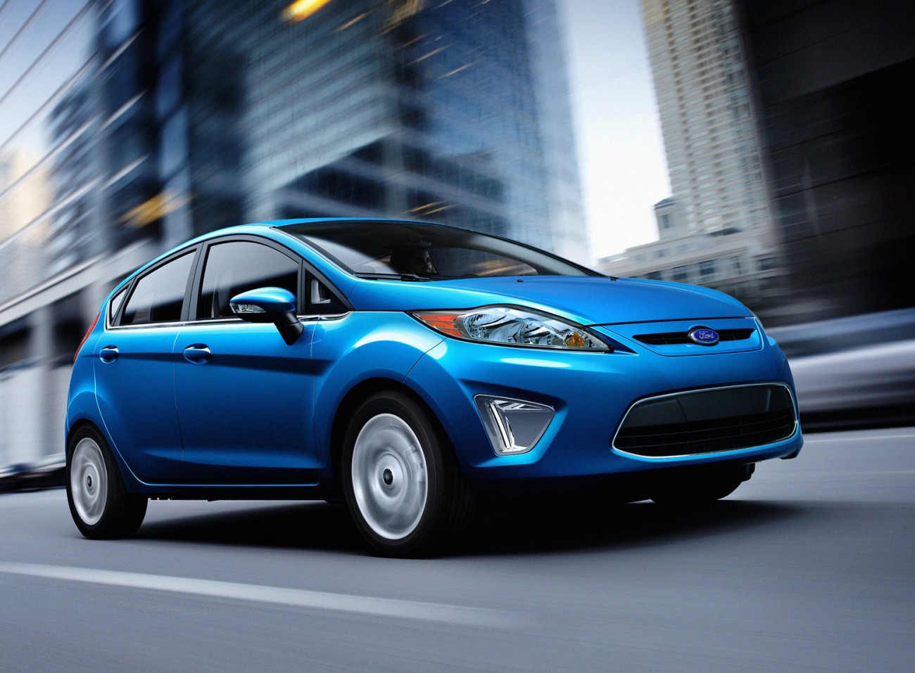 Ford Fiesta Earns Five Star Rating In World 39 S Largest Auto