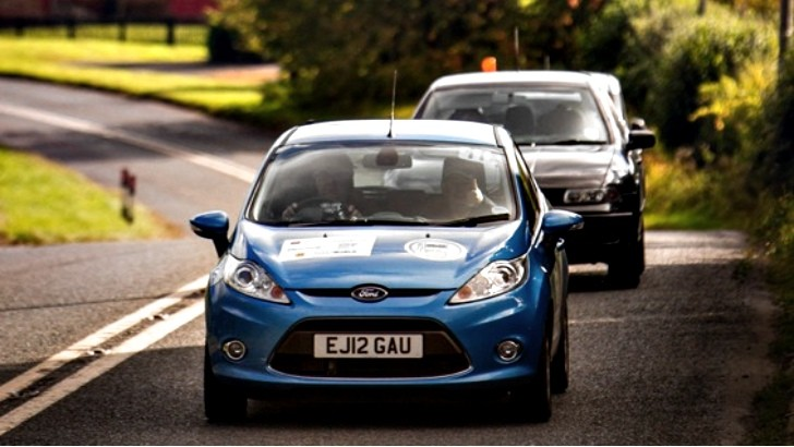Ford Fiesta ECOnetic Wins MPG Marathon With 108.8 MPG / 2.6 l/100KM