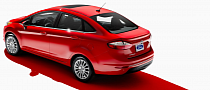 Ford Fiesta Facelift Launched in China