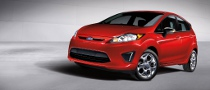 Ford Fiesta Gets Enhanced for 2012