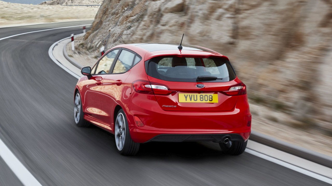 Ford Fiesta to Include More Safety, Cylinder Deactivation