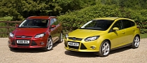Ford Focus: 1.0-liter 3-Cylinder EcoBoost Replaces 1.6-liter Engine in Europe