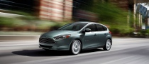 Ford Focus Electric Details and Photos