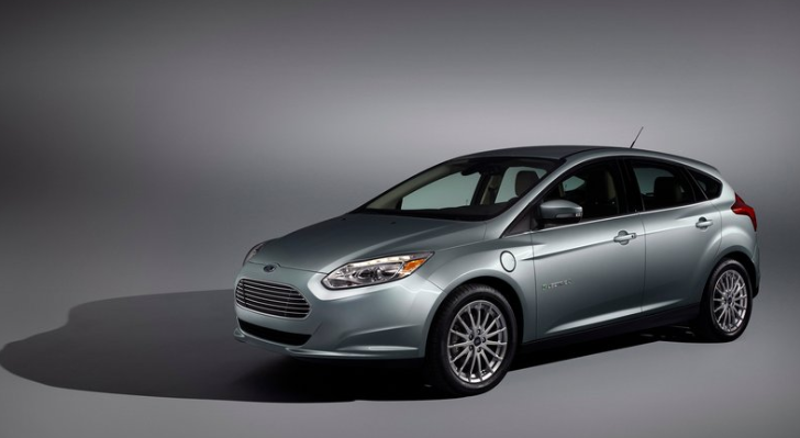 Ford Focus Electric Gets Five-Star Safety Rating From NHTSA