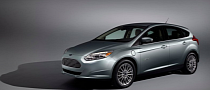 Ford Focus Electric Gets Massive Discount of Up To $10,750