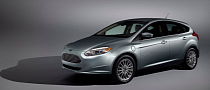Ford Focus Electric Getting $4,000 Discount