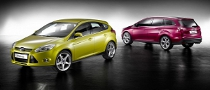 Ford Focus Gets IIHS Top Safety Pick