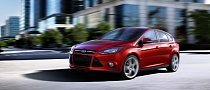 Ford Focus Is the Best-Selling Car in the World in 2012