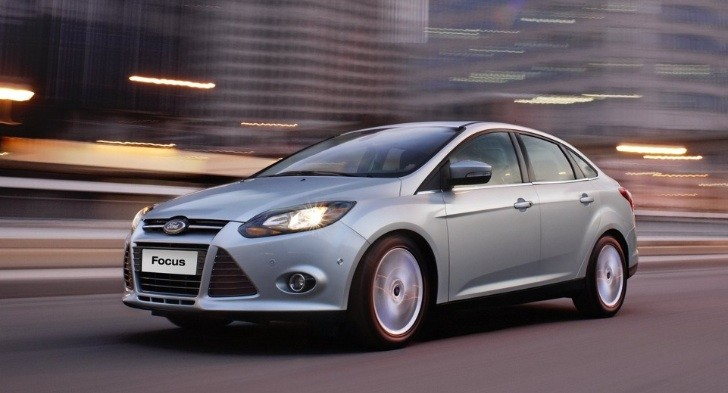 Ford Focus Production Begins in Thailand
