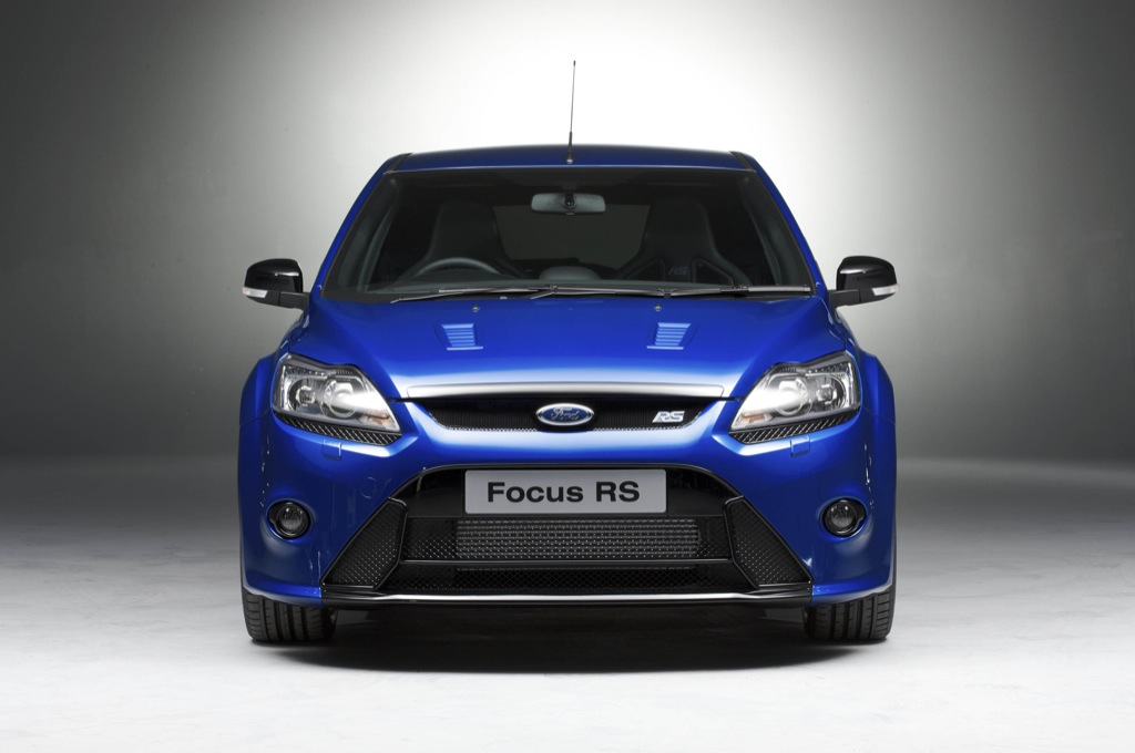 Focus Rs Hp >> Ford Focus Rs Clubsport With 350 Hp In The Works Autoevolution