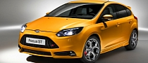 Ford Focus ST Australian Pricing