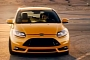 Ford Focus ST Tops Subaru WRX on Track, Skid Pad [Video]
