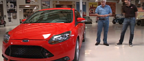 Ford Focus ST Driven by Jay Leno [Video]