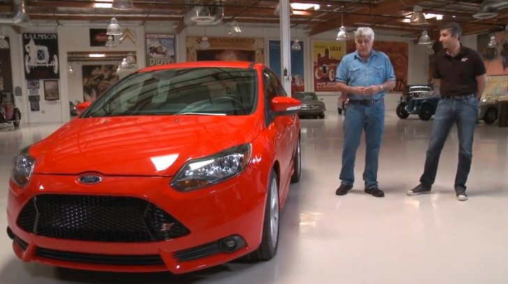 Ford Focus St Driven By Jay Leno