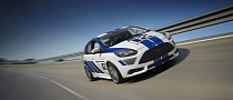 Ford Focus ST-R Races into Frankfurt [Photo Gallery]