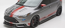 Ford Focus ST Tanner Foust Edition [Photo Gallery]