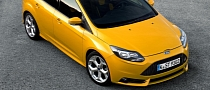 Ford Focus ST UK Pricing Announced