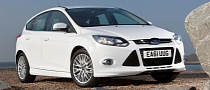 Ford Focus Zetec S Unveiled With 180 HP 1.6 EcoBoost