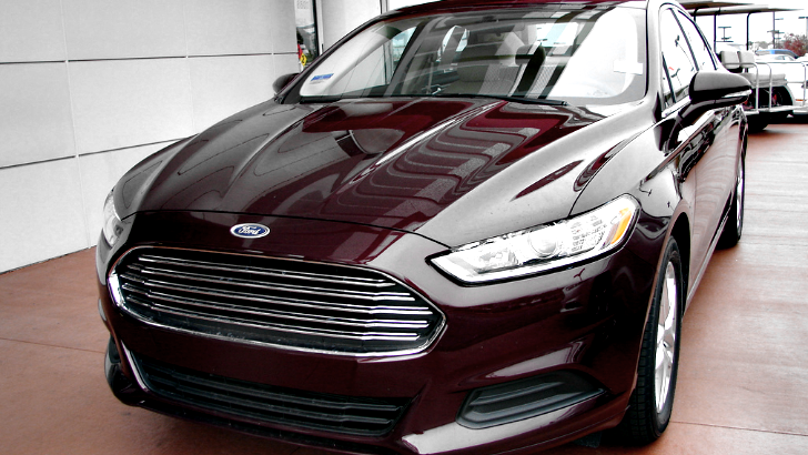 Ford Fusion 1.5-liter EcoBoost Packs 178 HP