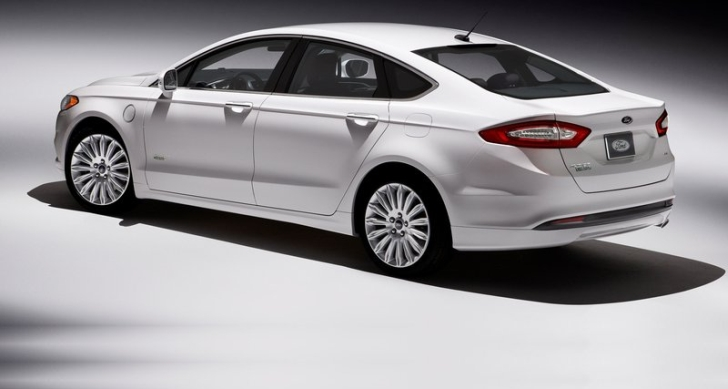 Ford Fusion Energi Plug In Hybrid Gets 100 Mpge Combined Rating