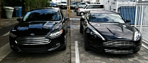 Ford Fusion/Mondeo Accused of Looking Too Much Like an Aston Martin