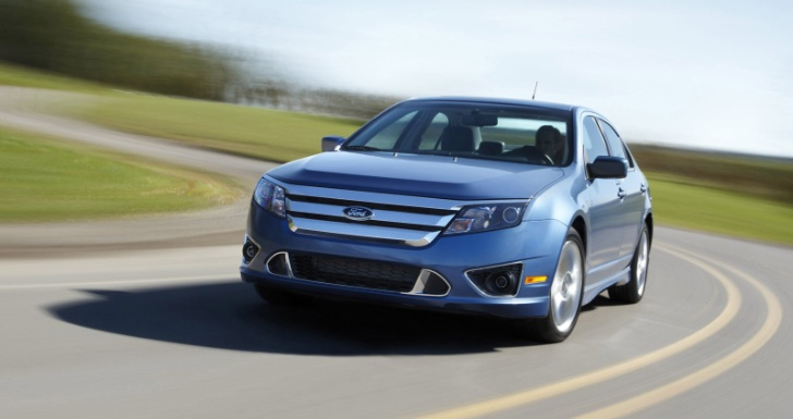 Ford Fusion Saloon Ford Fusion Records Best Sales