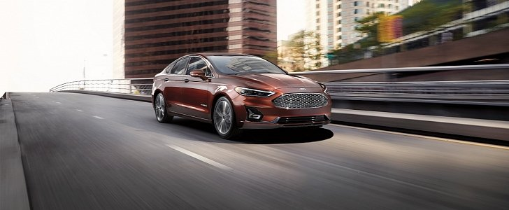 Ford Fusion Won't Be Phased Out Anytime Soon