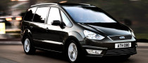 Ford Galaxy Deliveries to Addison Lee Kick off