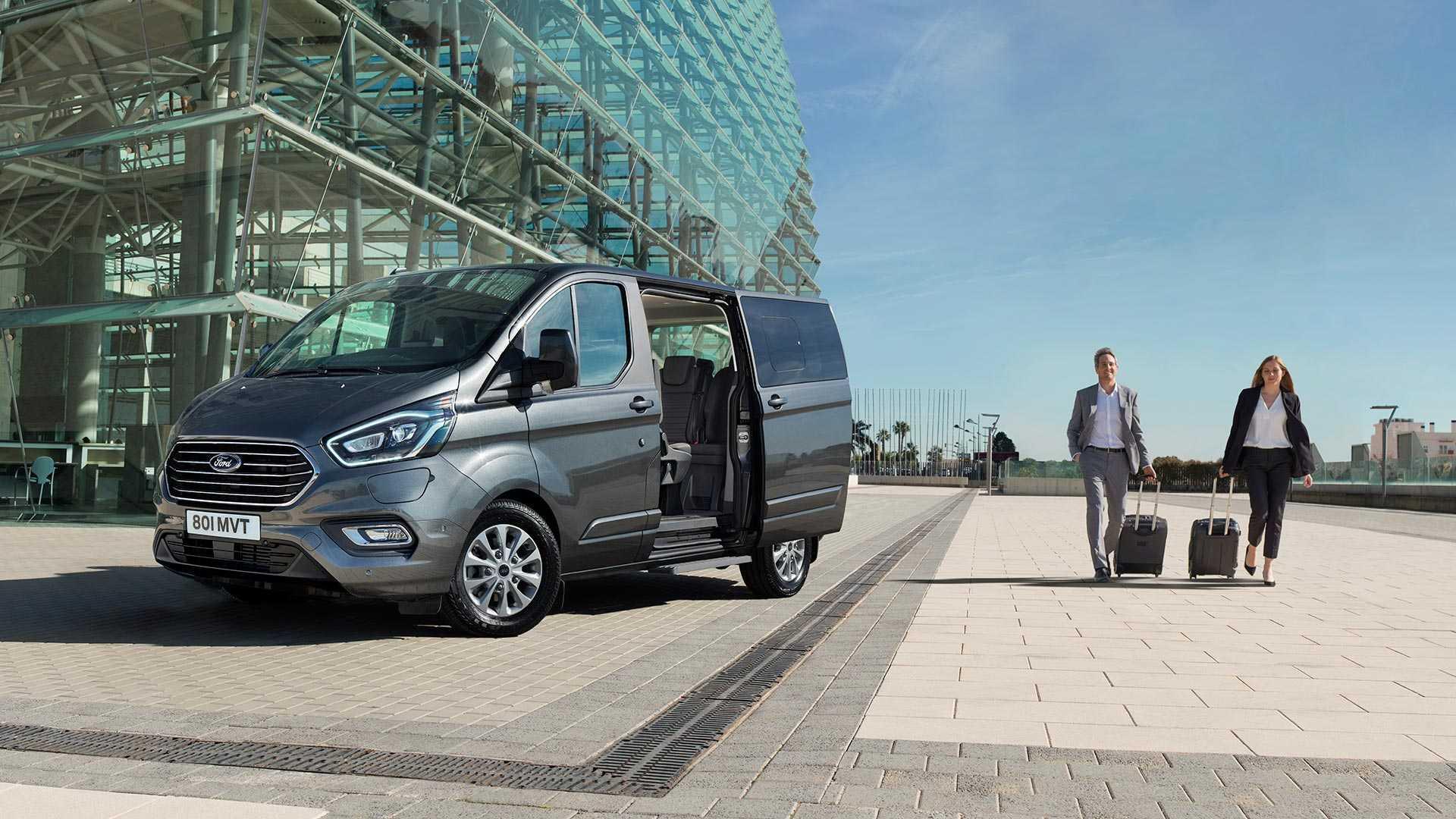 Ford Tourneo Custom Plug In Hybrid