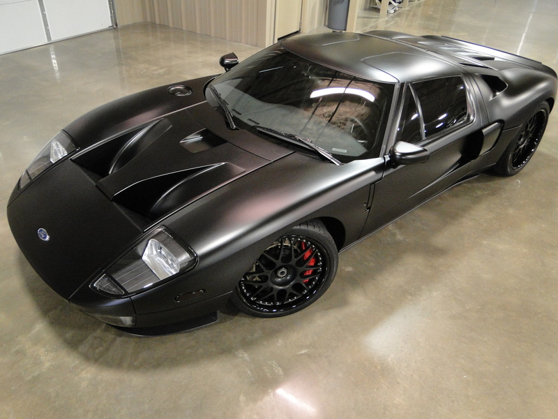 Wild Ford Gt