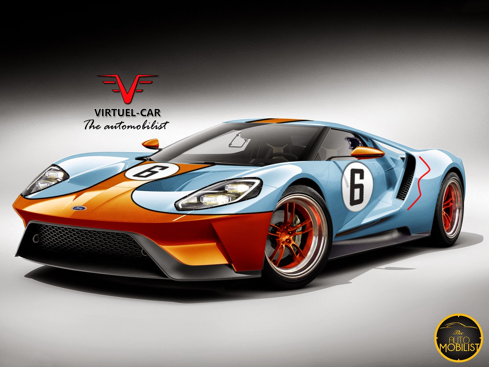 Photos Ford Gt Liveries