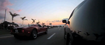 Ford GT Races a Nissan GT-R [Video]