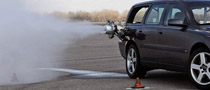 Ford Improves Safety with Powerful Water Cannon... and More