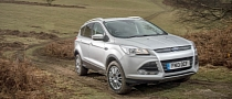 Ford Increases Kuga Production to Meet Higher Demand