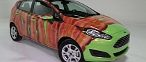 Ford Introduces Bacon-Wrapped Fiesta