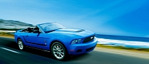 Ford Introduces Mustang V6 Sport Appearance in Japan